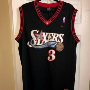 Allen Iverson Nike Jersey